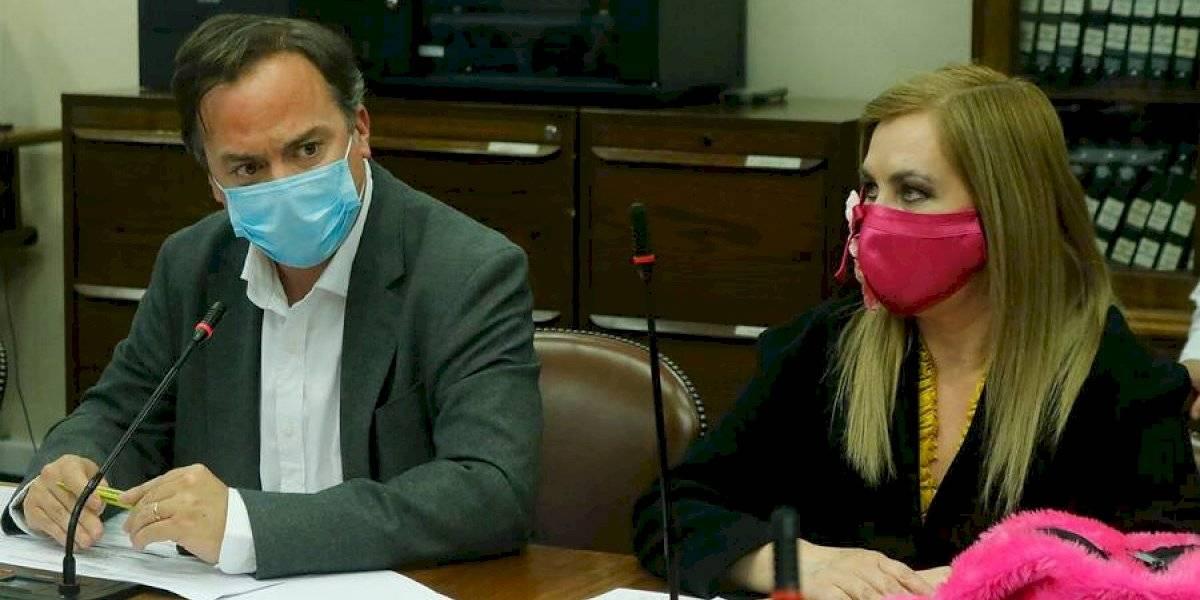 """Pamela Jiles se lanzó contra la Red de Politólogas: """"Sería bueno buscar a alguien no tan cercano al Frente Amplio"""""""