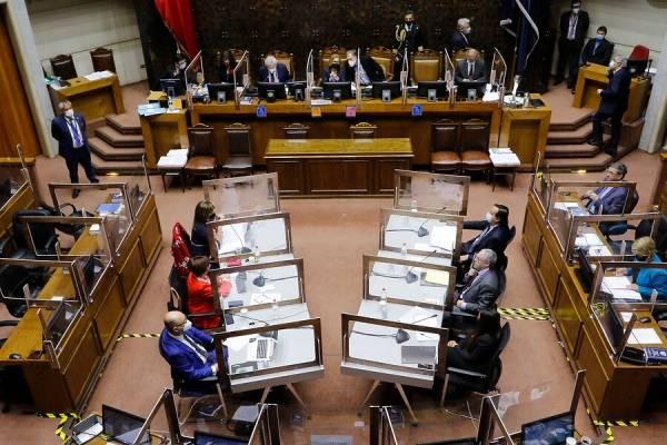 Así votaron los senadores los tres capítulos de la acusación constitucional a Víctor Pérez