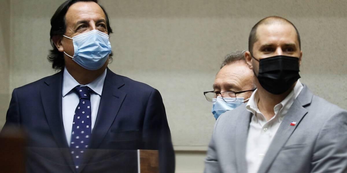 El Senado rechazó la acusación constitucional contra el ex ministro Víctor Pérez