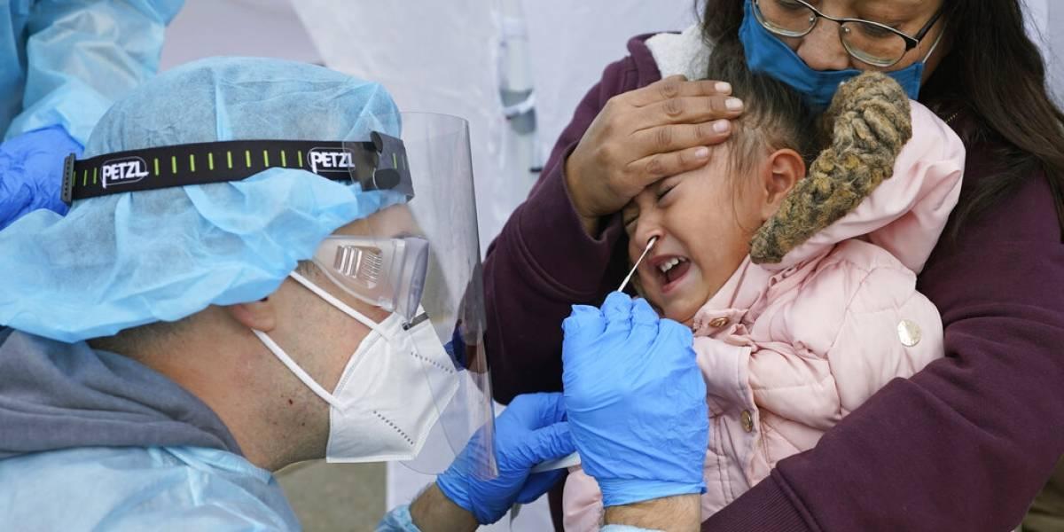 Más de 3 mil menores de 10 años se han contagiado con COVID en Puerto Rico