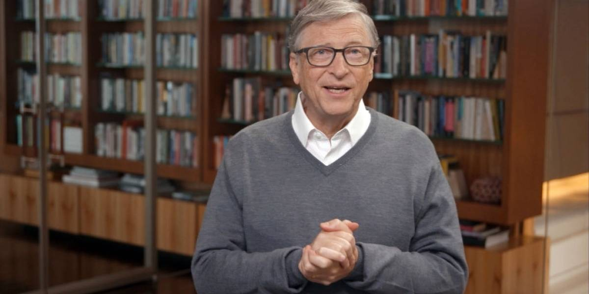 Coronavirus: Bill Gates compara a los anti mascarillas con los nudistas