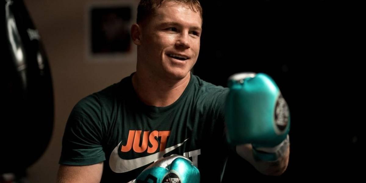 """¡Increíble! """"Canelo"""", nominado al boxeador del año, pese a sólo pelear una vez"""
