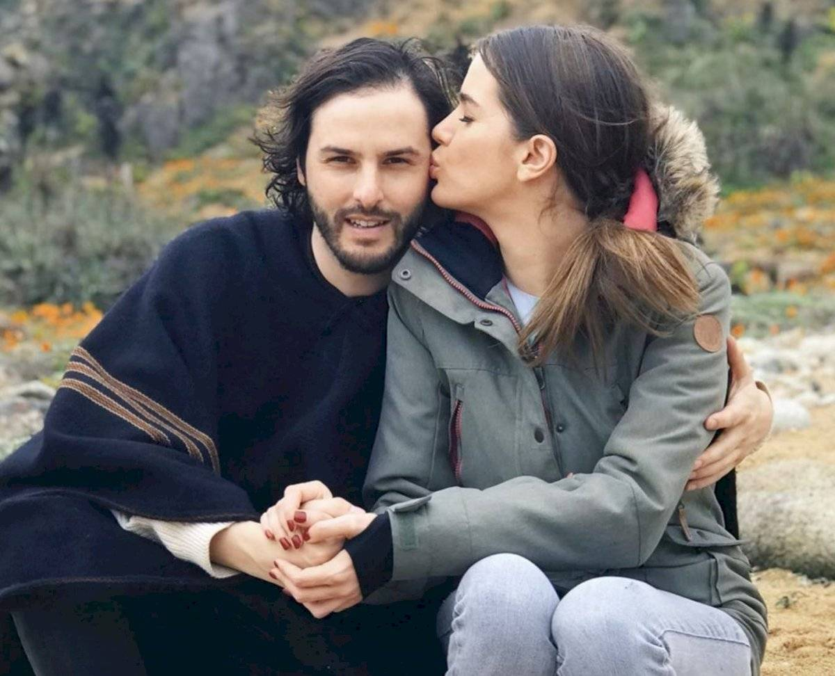 Gonzalo Sepúlveda y Millaray Viera