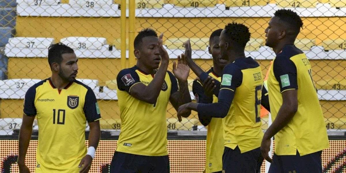 Alineación titular de Ecuador vs Colombia (Confirmada ...