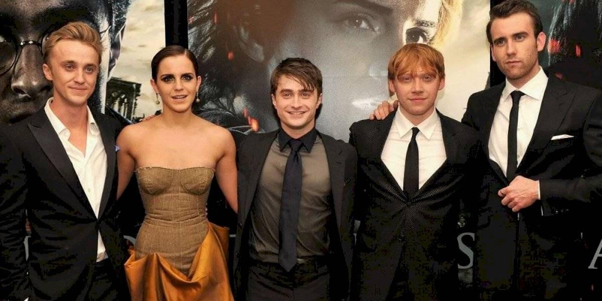 """Mágico: Así fue el reencuentro del cast de """"Harry Potter"""" a 19 años de su estreno"""