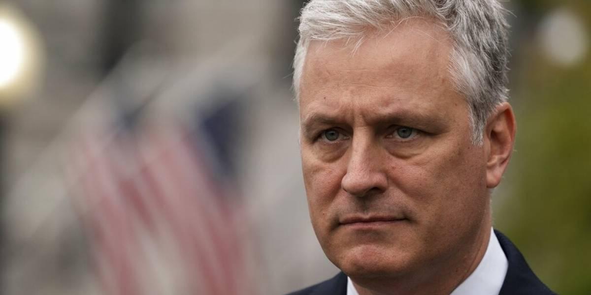 """Asesor de Trump augura """"transición profesional"""" al gobierno del presidente electo Joe Biden"""