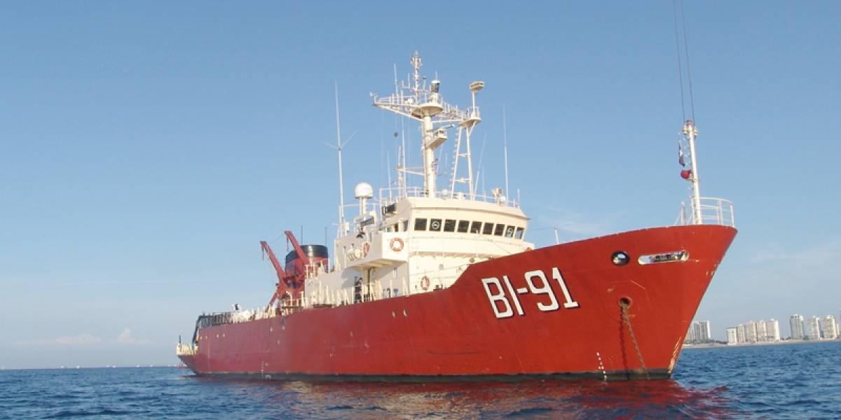 Estudiantes de Ingeniería Ambiental de UISEK participaron del Crucero Oceanográfico 2020