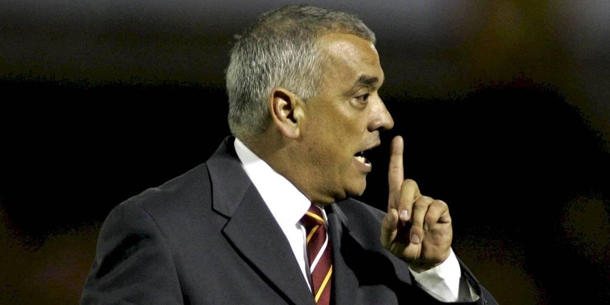 """Richard Páez, arquitecto de la selección venezolana: """"Hoy toca la obligación de conseguir los tres puntos"""""""