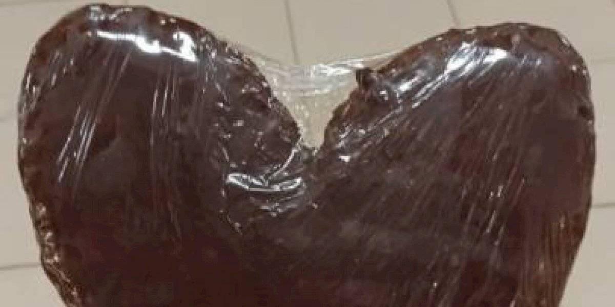 """Nutricionista denuncia """"engendro"""" alimenticio: alerta por palmera con chocolate de 2.300 calorías"""