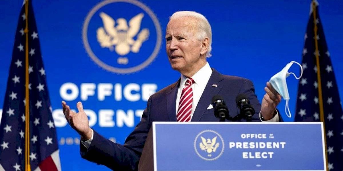 California certifica victoria de Joe Biden en los comicios