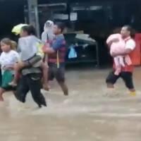 Colombia declara emergencia pública por lluvias e inundaciones tras el paso de Iota