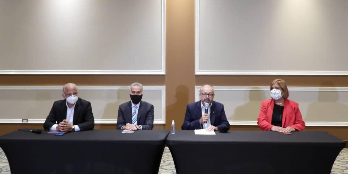 Alcalde electo de Ponce completa Comité de Transición
