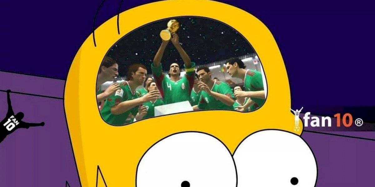 Los mejores memes del juego México vs Japón