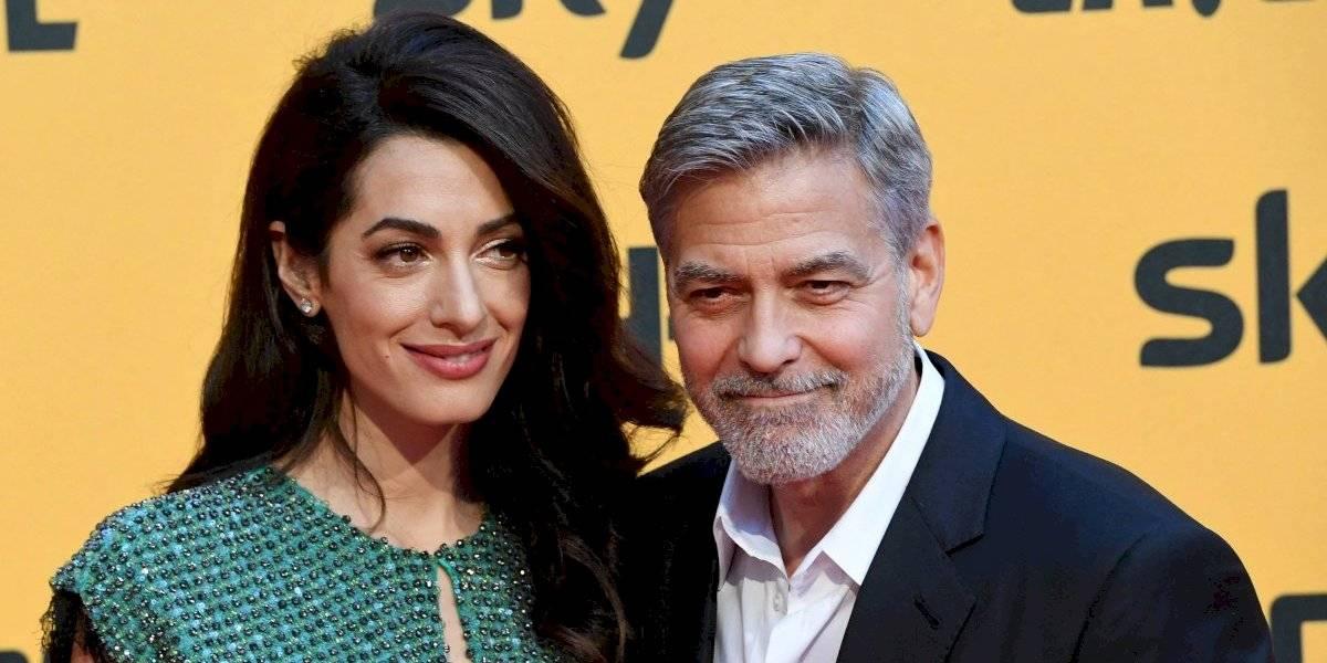 """""""Se me va a salir la cadera"""": George Clooney revela desconocida anécdota de cuando pidió matrimonio a su esposa"""