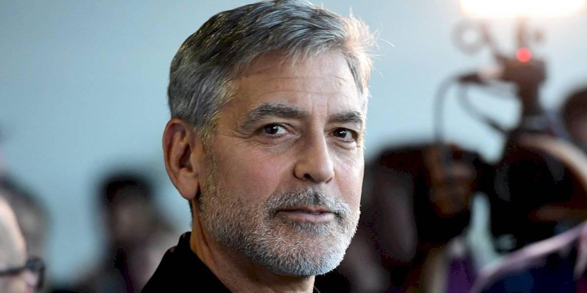 """George Clooney por audio filtrado del reto de Tom Cruise: """"No reaccionó de forma exagerada porque es un problema"""""""
