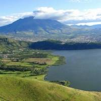 Laguna de Yahuarcocha será declarada en emergencia