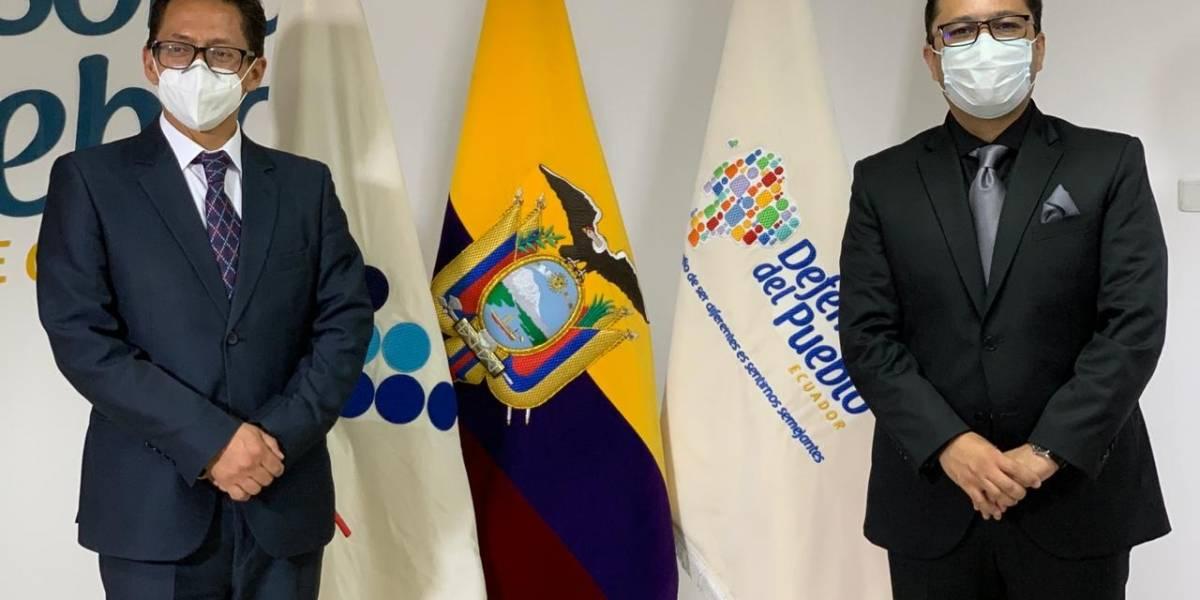 ARCSA y la Defensoría del Pueblo firman convenio para la defensa de los derechos de los consumidores