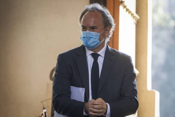 """La Sofofa sin filtro: Bernardo Larraín Matte acusó que existe un """"parlamentarismo de facto"""" y que """"el populismo avanza"""""""