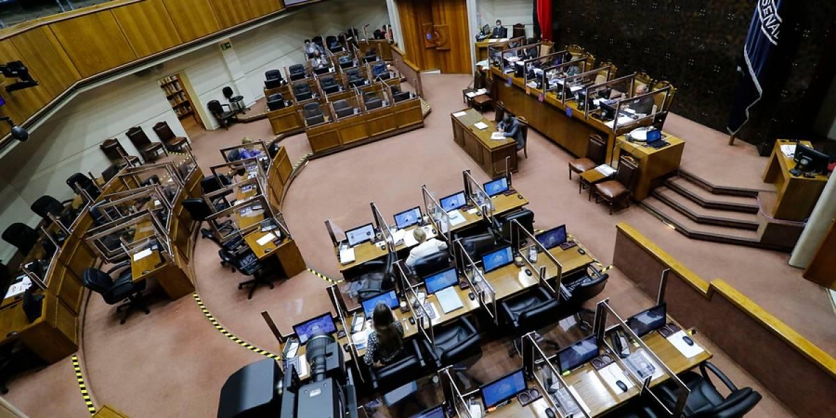 Día clave: Senado reanudará este martes la discusión por el segundo retiro del 10% de los fondos AFP