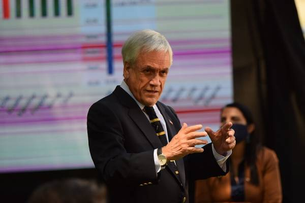 Segundo retiro del 10%: advierten que Presidente Piñera arriesga acusación constitucional si recurre al TC