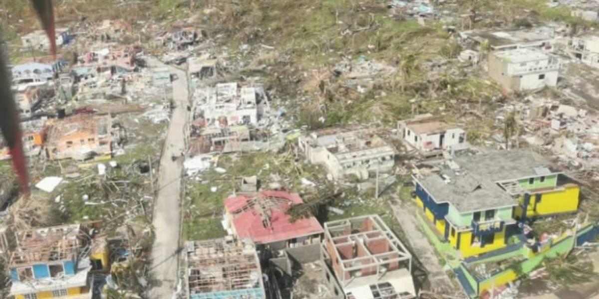 ¡ATENCIÓN! Dos muertos, desaparecidos y al menos 30 heridos por huracán