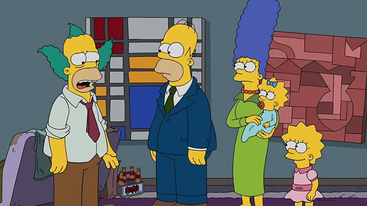 Los Simpson episodios Disney Plus