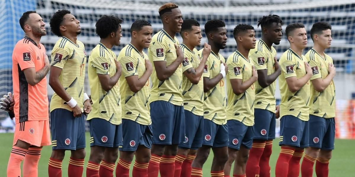 Lista de convocados de la Selección Colombia vs. Uruguay y Ecuador en Eliminatorias Sudamericanas