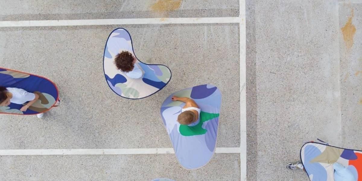 Diseños socialmente distantes son la nueva tendencia de la moda