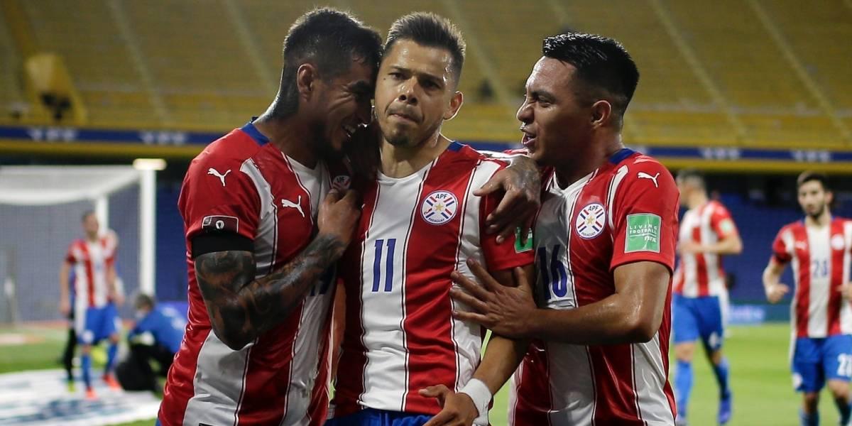 Lista de convocados de la Selección Paraguay vs. Argentina y Bolivia en Eliminatorias Sudamericanas