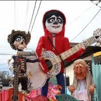 Guayaquil suspende ruta de los monigotes gigantes y otros eventos