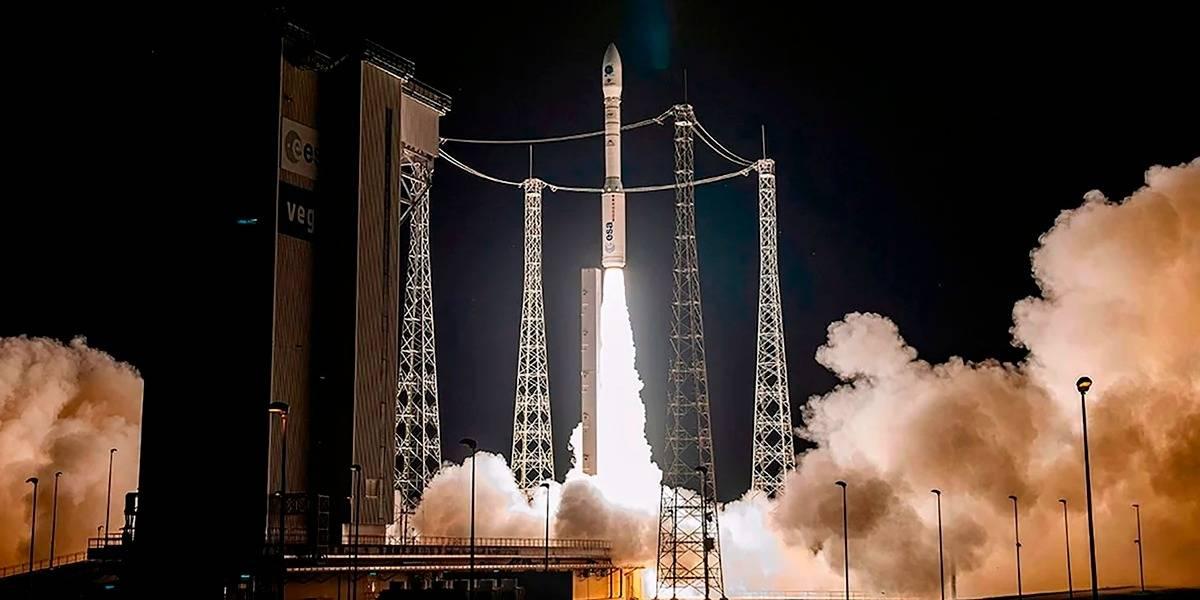 Cohete Vega fracasa: se desvía de su trayectoria y se pierde el satélite Ingenio