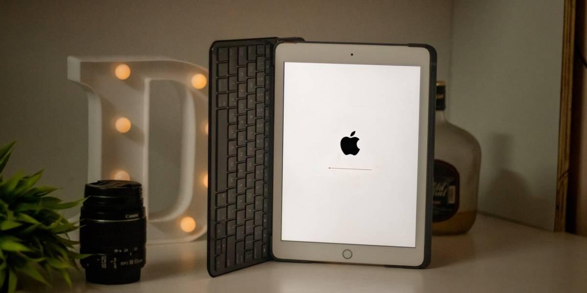 iOS: Así puedes emparejar tu teclado inalámbrico en tu iPad