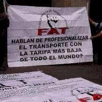 Transportistas exigen aumento al pasaje en CDMX para evitar quiebra