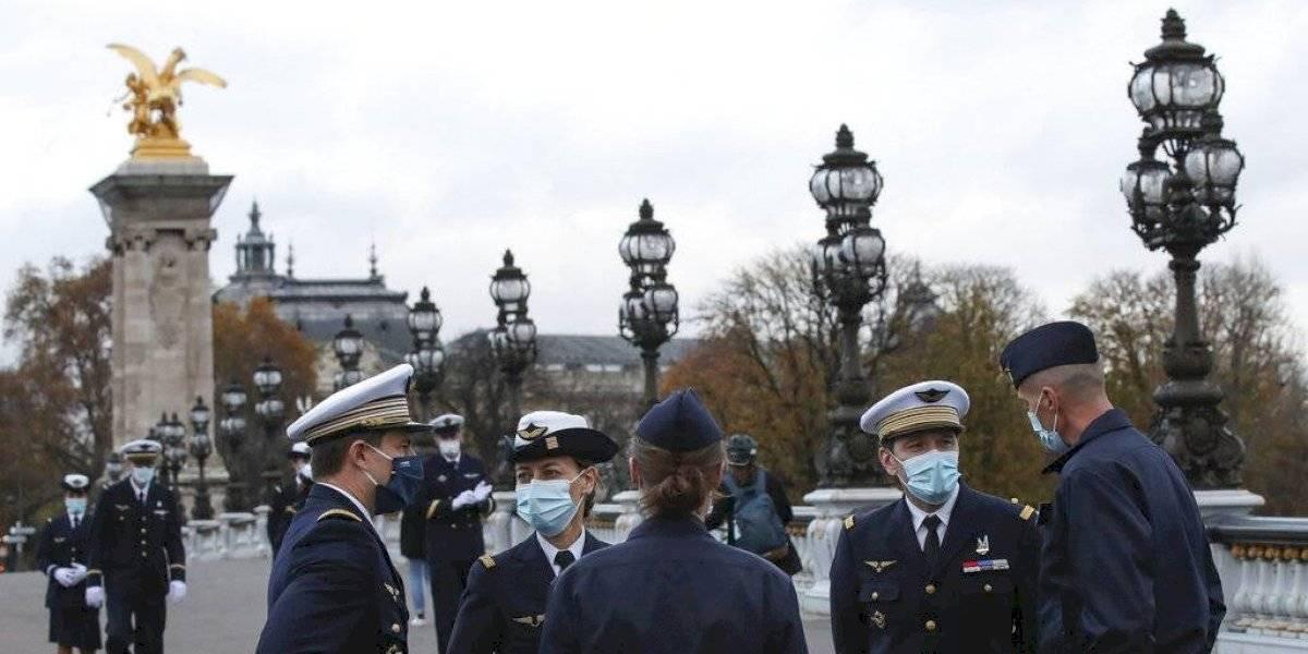 Francia supera los 2 millones de casos de coronavirus