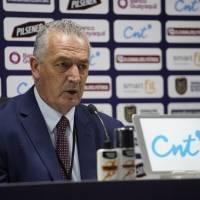 Gustavo Alfaro regresó a Ecuador y tiene un plan antes de las Eliminatorias