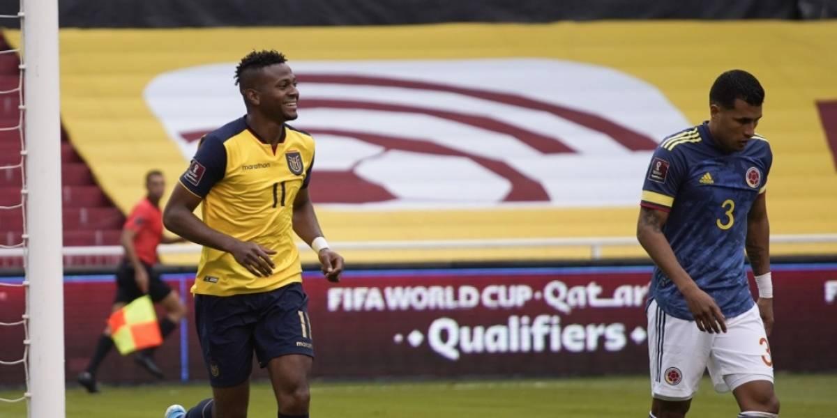 Estos son los próximos partidos de Ecuador y el resto en las Eliminatorias para Qatar 2022