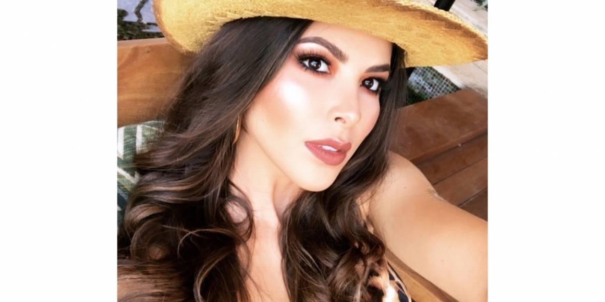 (FOTOS) Así luce la nueva Miss Universe Colombia, Laura Olascuaga, sin maquillaje