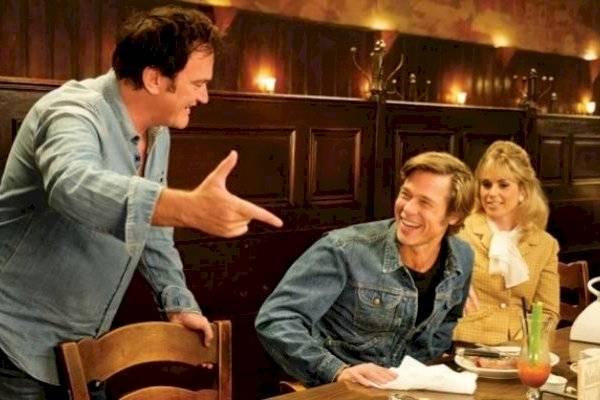 """Quentin Tarantino publicará libro """"novelizado"""" de """"Érase una vez en Hollywood"""""""