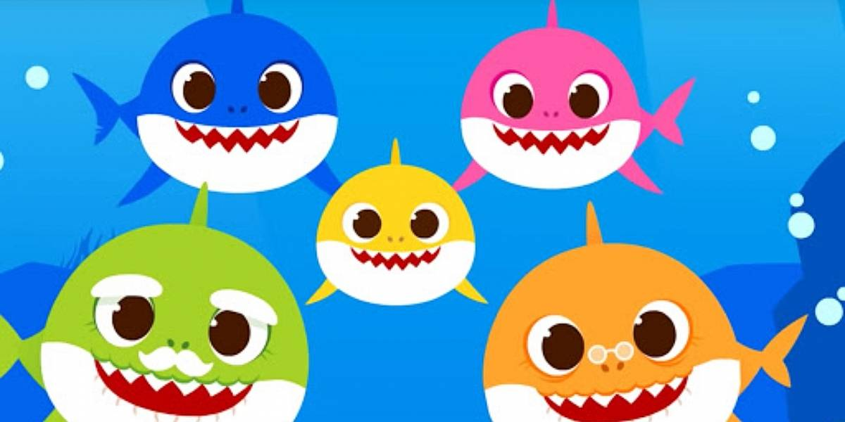 Éste es el 'perturbador' origen de 'Baby Shark', la canción infantil que rompió récord en YouTube