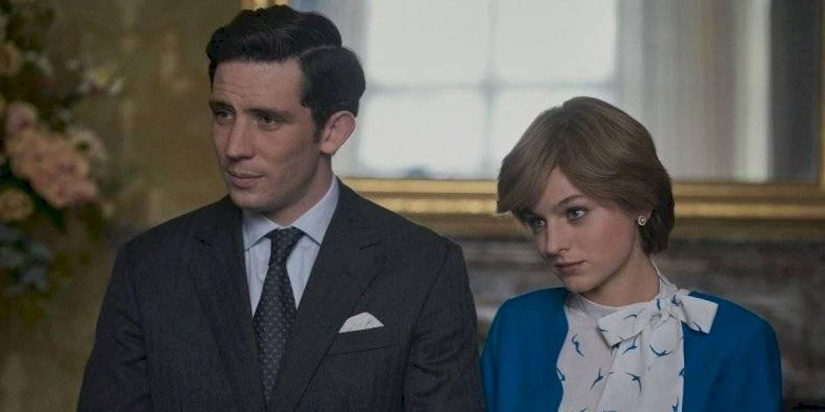 """""""The Crown"""": aseguran que príncipe Carlos está furioso con la imagen que la serie ofrece de él"""