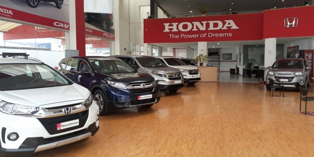 Honda y Volkswagen, las marcas estrella de Recordmotor