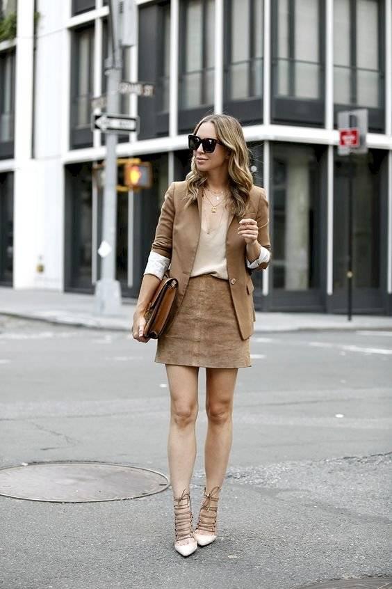 minifaldas otoño