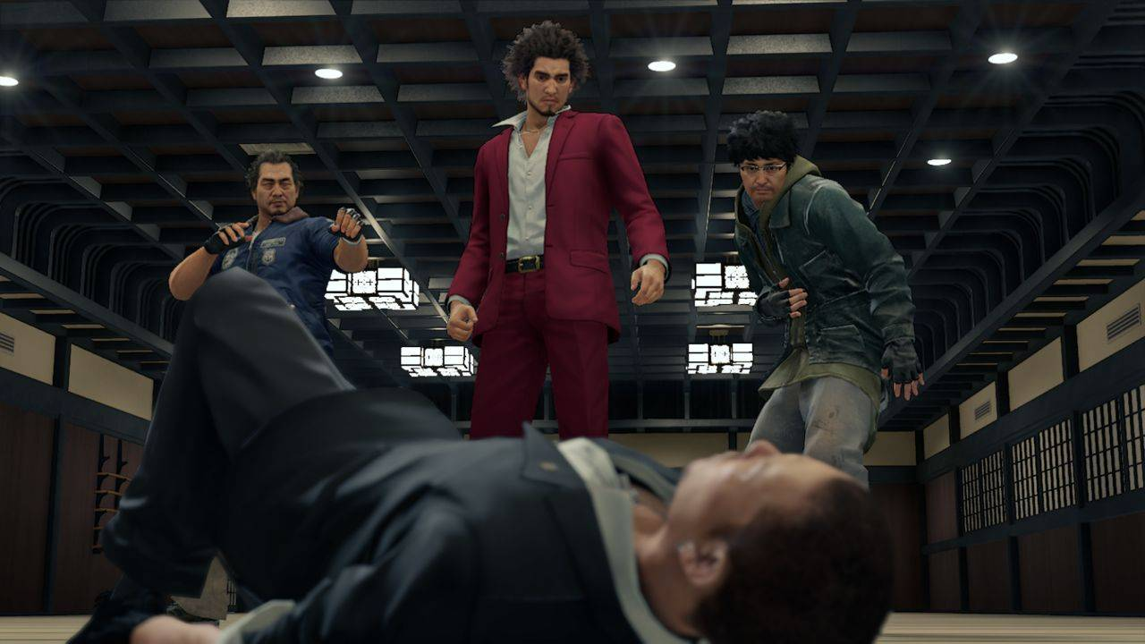 Yakuza Like A Dragon review