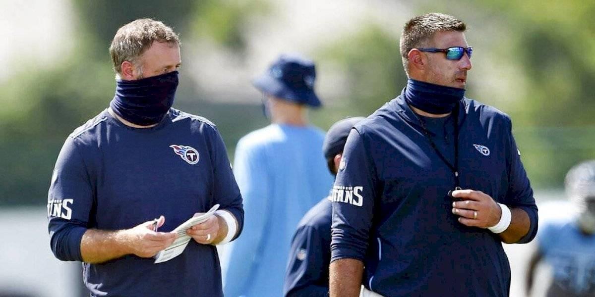 Todos los equipos de la NFL se someterán a los protocolos intensivos de Covid-19