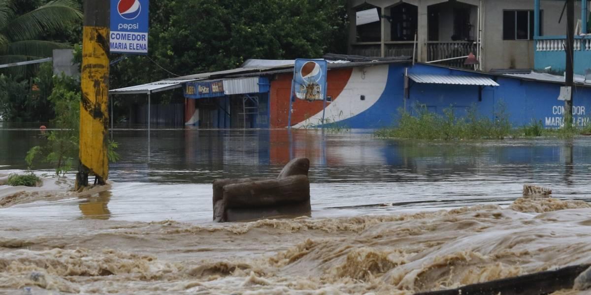 Derrumbe provocado por Iota deja 16 muertos en Nicaragua