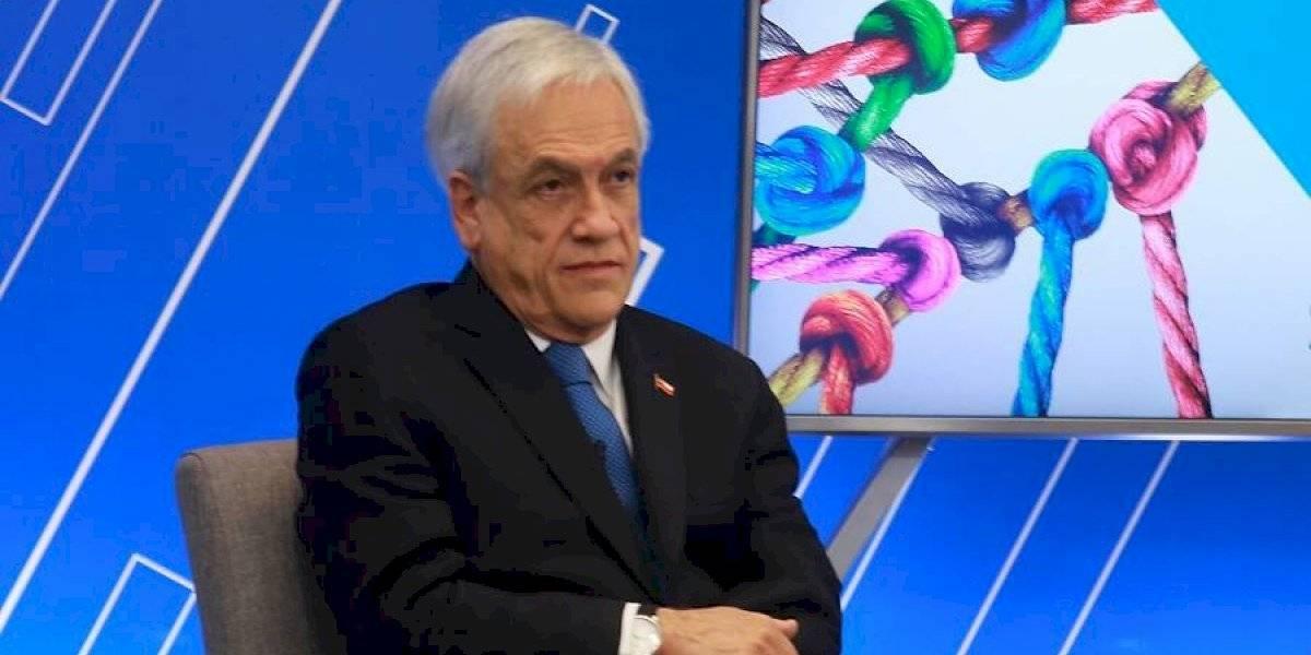 Presidente Sebastián Piñera suspende actividad con Carabineros tras los hechos en Talcahuano