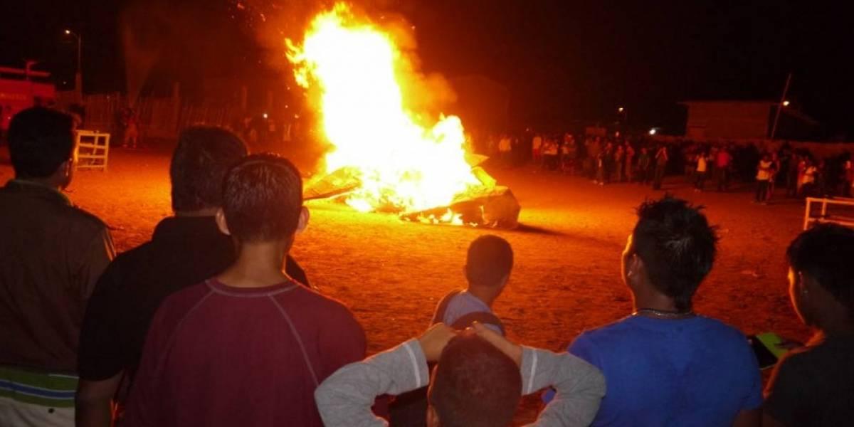 COE de Guayaquil analiza parámetros para la quema de 'años viejos'
