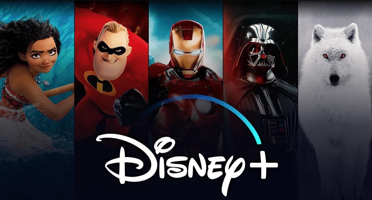 Disney+ plataformas