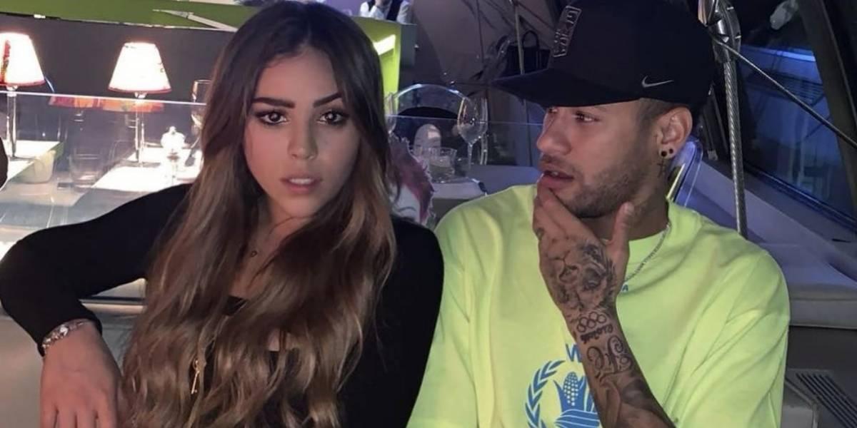 ¿Romance a la vista? Las fotos de Danna Paola que le gustan a Neymar Jr.