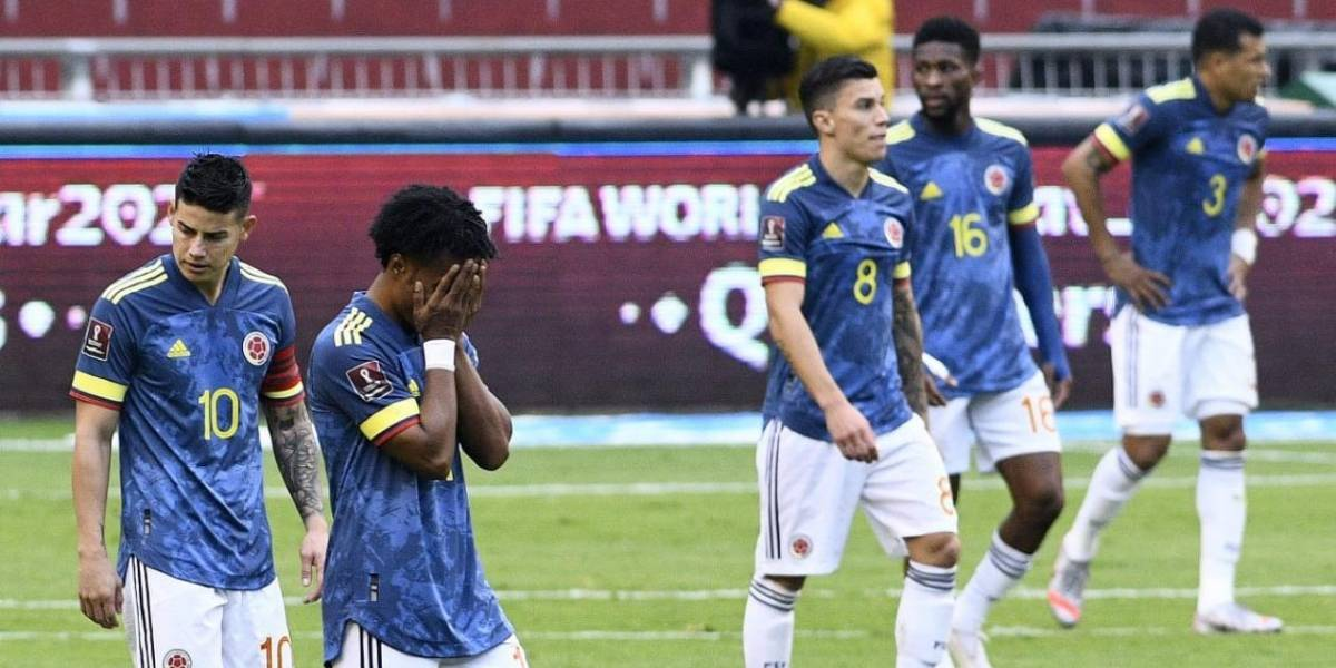 """Carlos Queiroz: """"Colombia quedó sin orgullo ni honor con un resultado como este"""""""